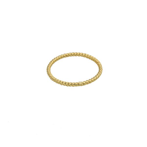 anillo en oro