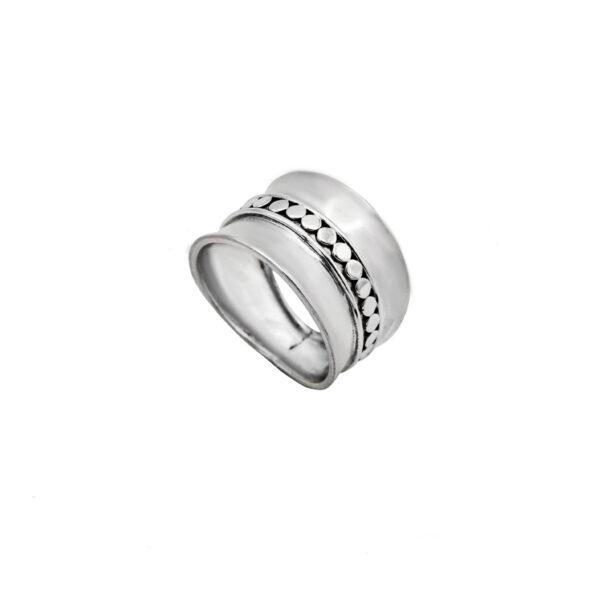 anillo fia en plata de ley 925