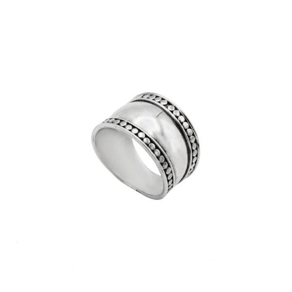 anillo isie en plata de ley 925
