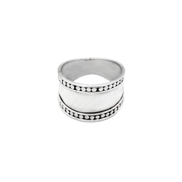 anillo plata de ley 925