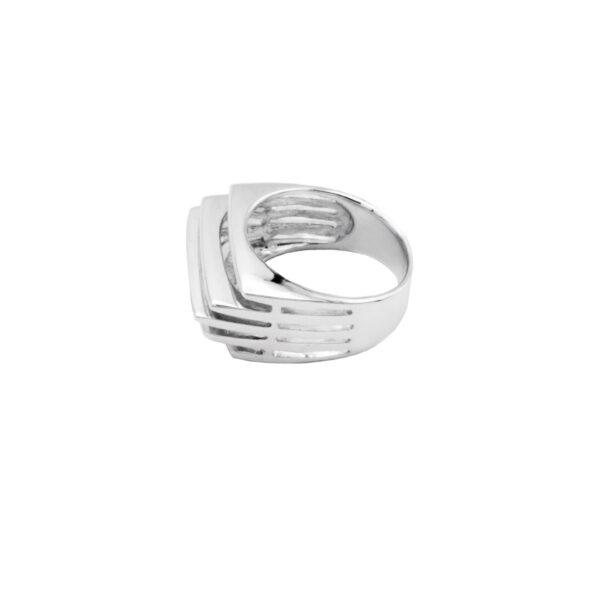 anillo damen en plata de ley 925