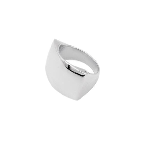 anillo dennis en plata de ley 925