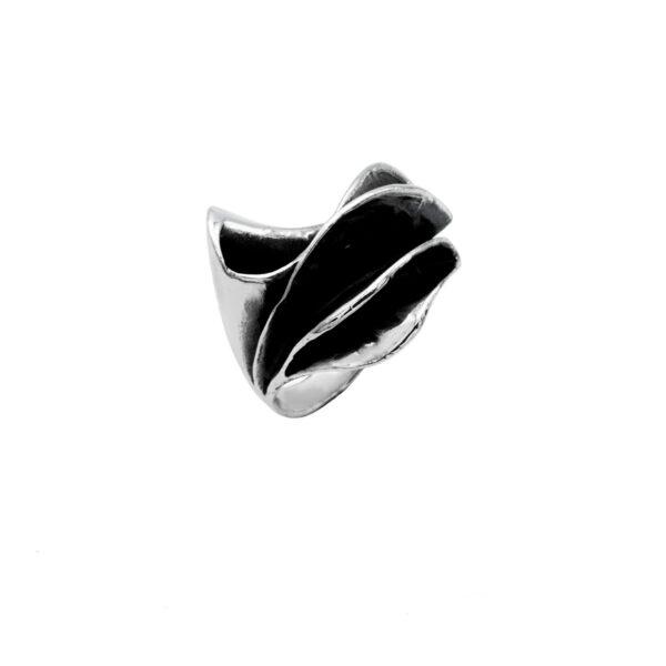 anillo en plñata de ley 925