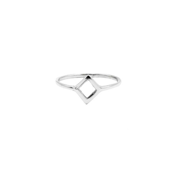 anillo rombo