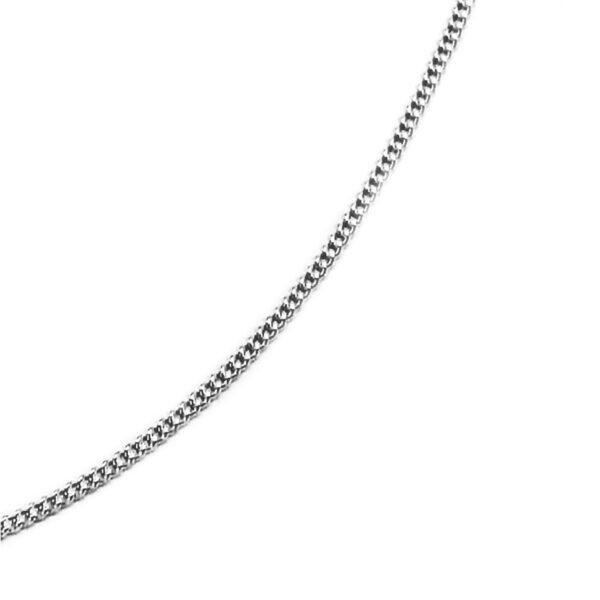 Cadena plata básica | Cadena plata mujer | Plata de Ley 925