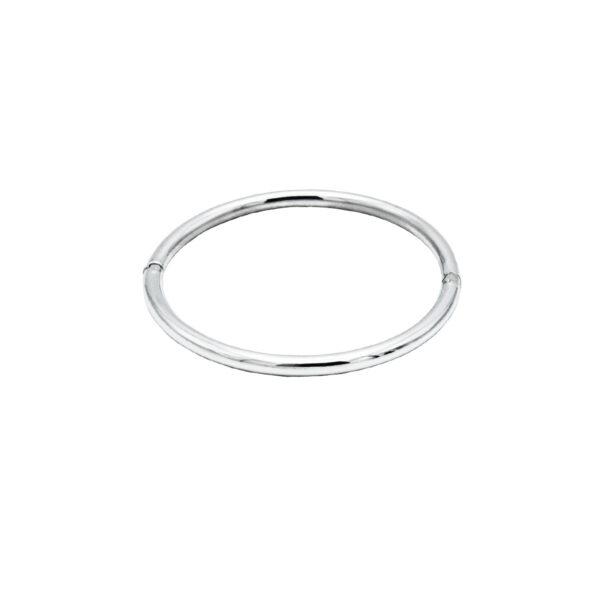 pulsera circular en plata de ley 925