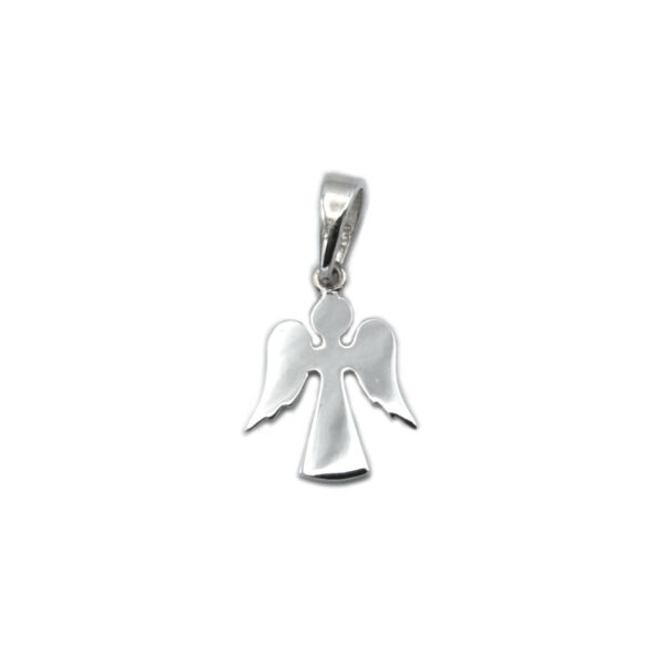 Colgante angelito plata de ley 925