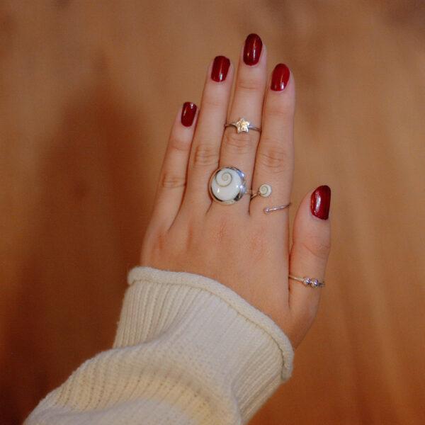 Anillos plata mujer | Plata de Ley 925