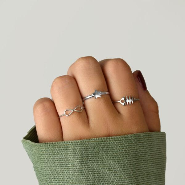 modelo anillos