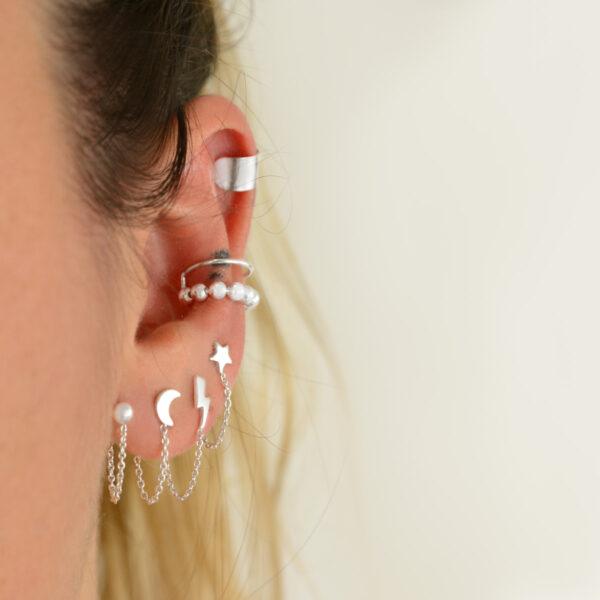 ear cuff liso